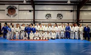Neil Adams seminar group picture